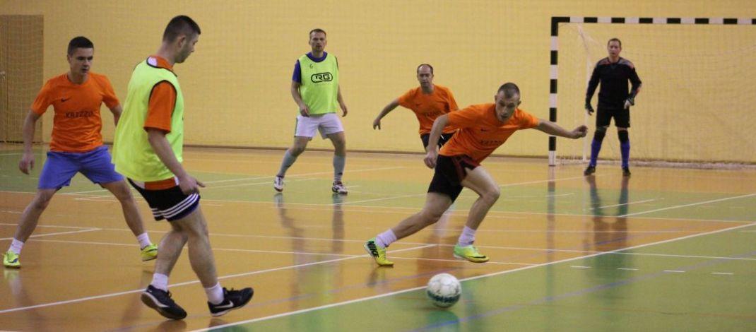Tabela wyników Kętrzyńskiej Ligi Futsalu po I kolejce