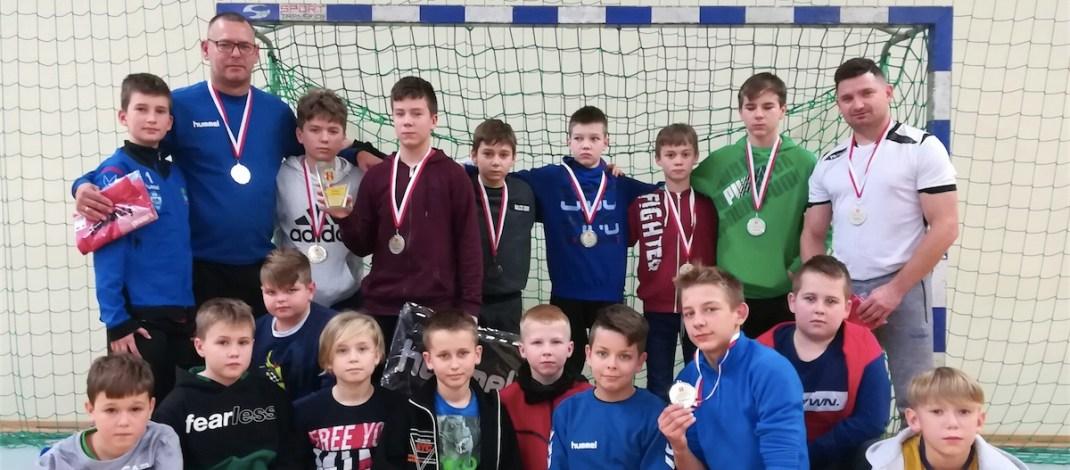 Relacja z XIX turnieju piłki ręcznej chłopców w Wilanowie