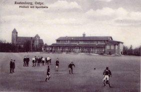 1930r. – stadion im. Schefflera – prezesa klubu