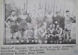 Rok 1951.