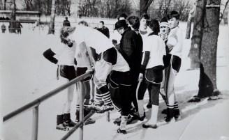 1989.02.26 - zimowy turniej juniorów w Ketrzynie.