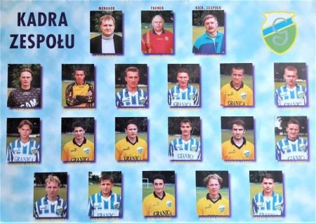 1998. Piłkarski informator cz. II