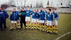 2001. Granica po zwycięstwie nad warszawską Gwardią.