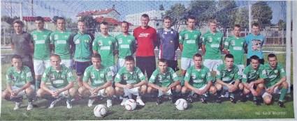 2012. Przed kolejnym sezonem w III lidze.