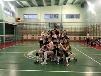 fot. Silesia Volley Mysłowice
