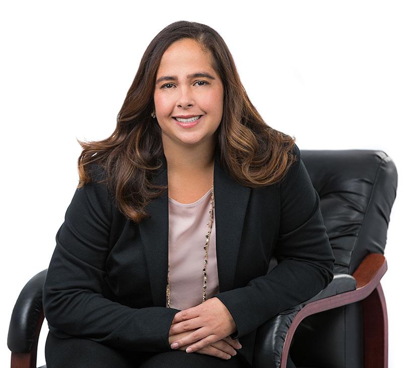 Jessica Herrera, Paralegal