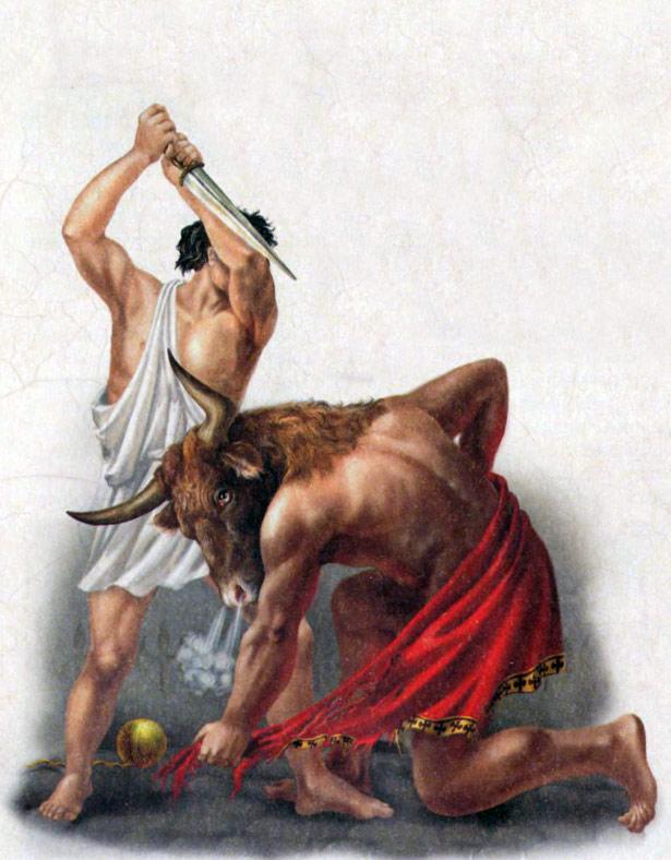 Греческие легенды картинки