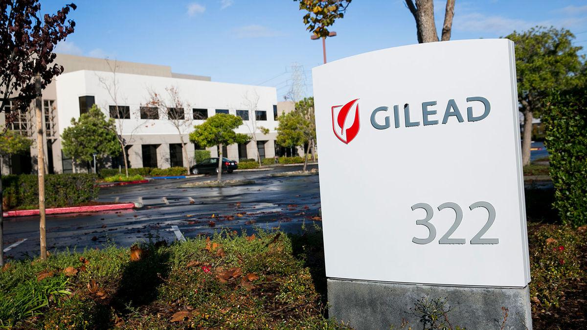Gilead Sciences.