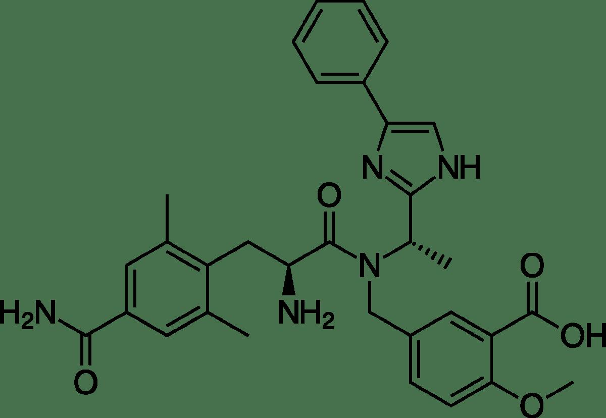 «Виберзи» (Viberzi, элуксадолин).