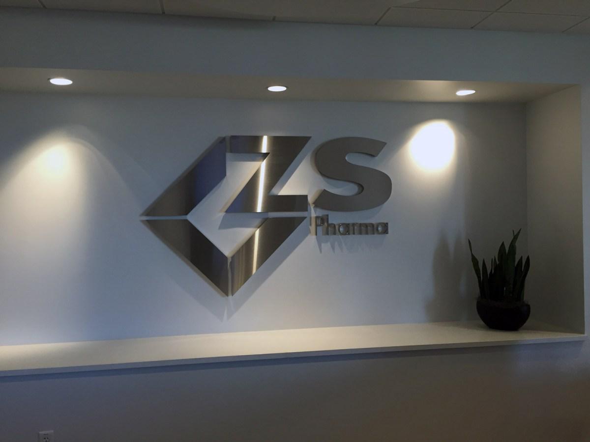 «ЗиЭс фарма» (ZS Pharma).