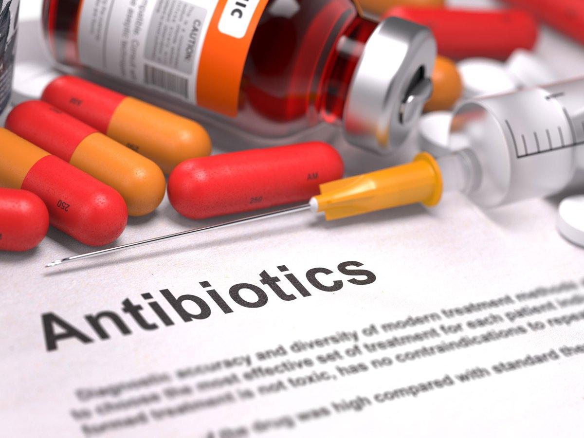 Антибиотики: попытка защиты от множественной лекарственной устойчивости