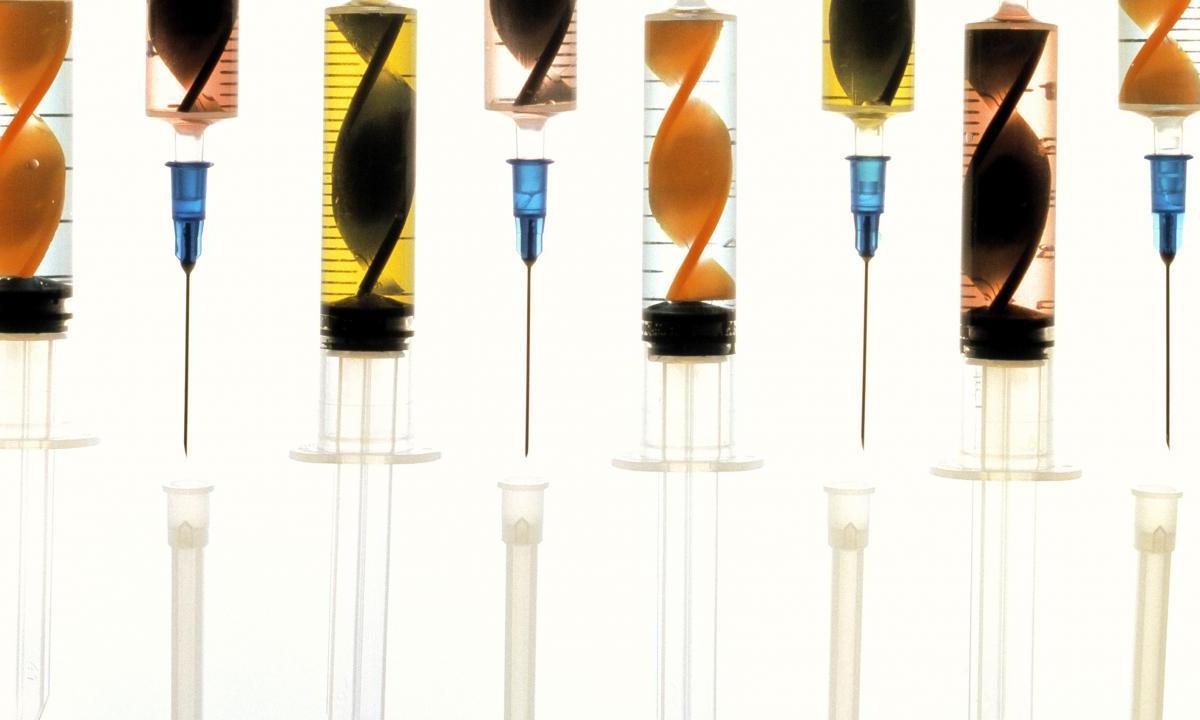 Pfizer сконцентрировала усилия на генотерапии