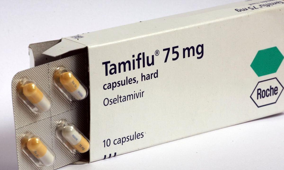 «Тамифлю» (Tamiflu, осельтамивир).