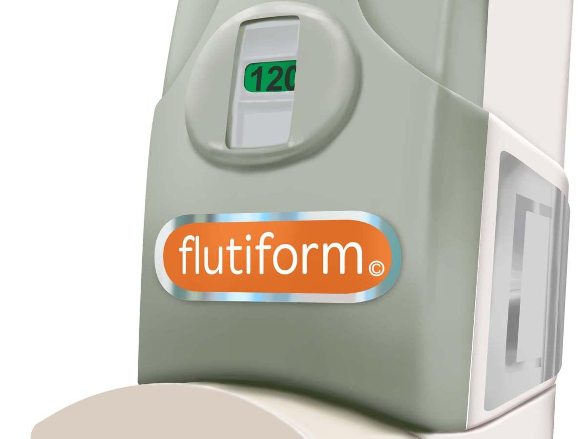 «Флутиформ» (Flutiform, флутиказон + формотерол).