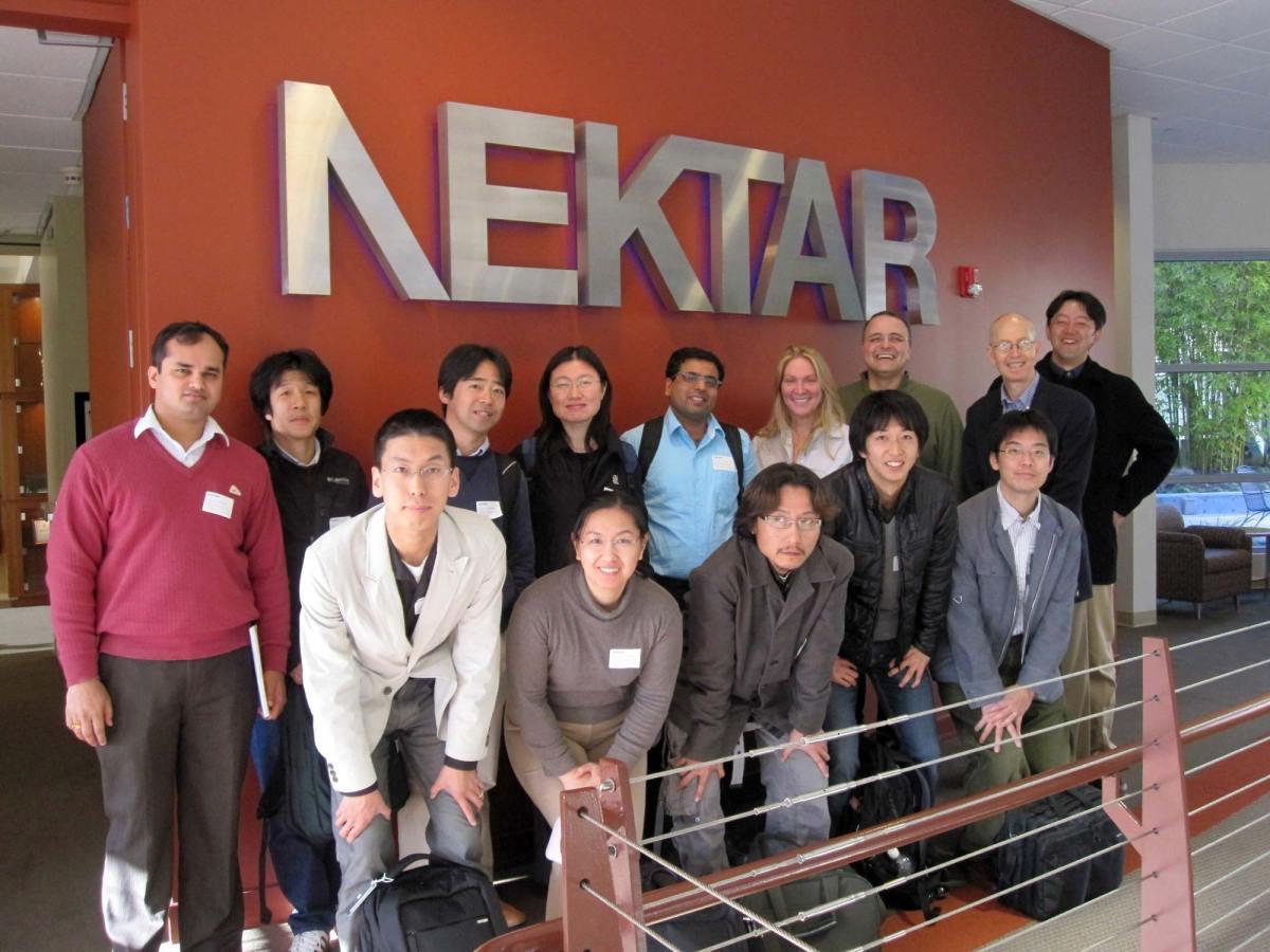 Nektar Therapeutics, возможно, выставит себя на продажу
