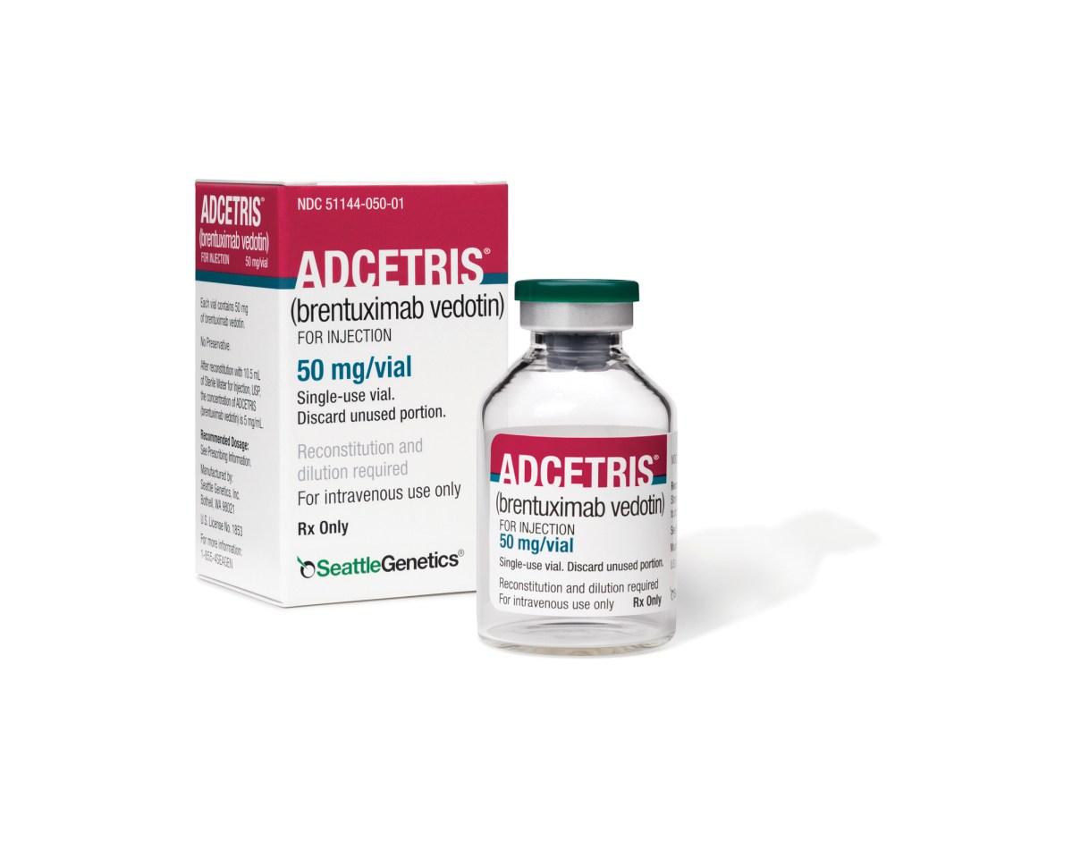 «Адцетрис» (Adcetris, брентуксимаб ведотин).
