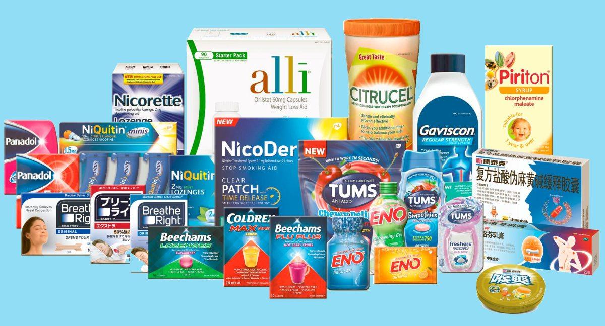 GlaxoSmithKline и Pfizer объединят потребительские и безрецептурные бизнесы