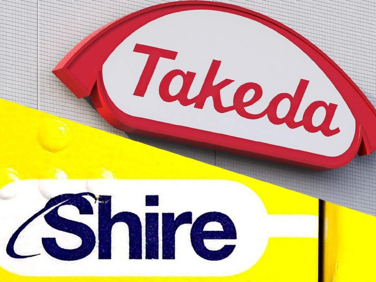 Takeda и Shire: слияние завершено