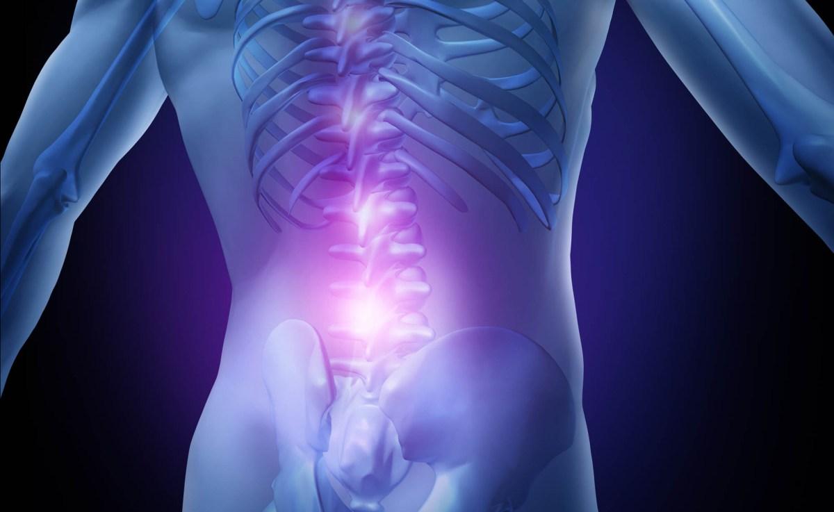 Лечение боли в спине: одной инъекции хватит на три года