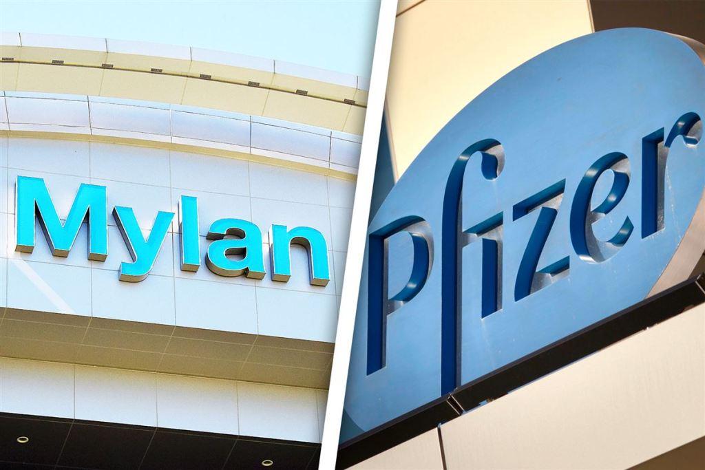 Viatris: Mylan плюс Pfizer. Крупнейший в мире бизнес генерических лекарств