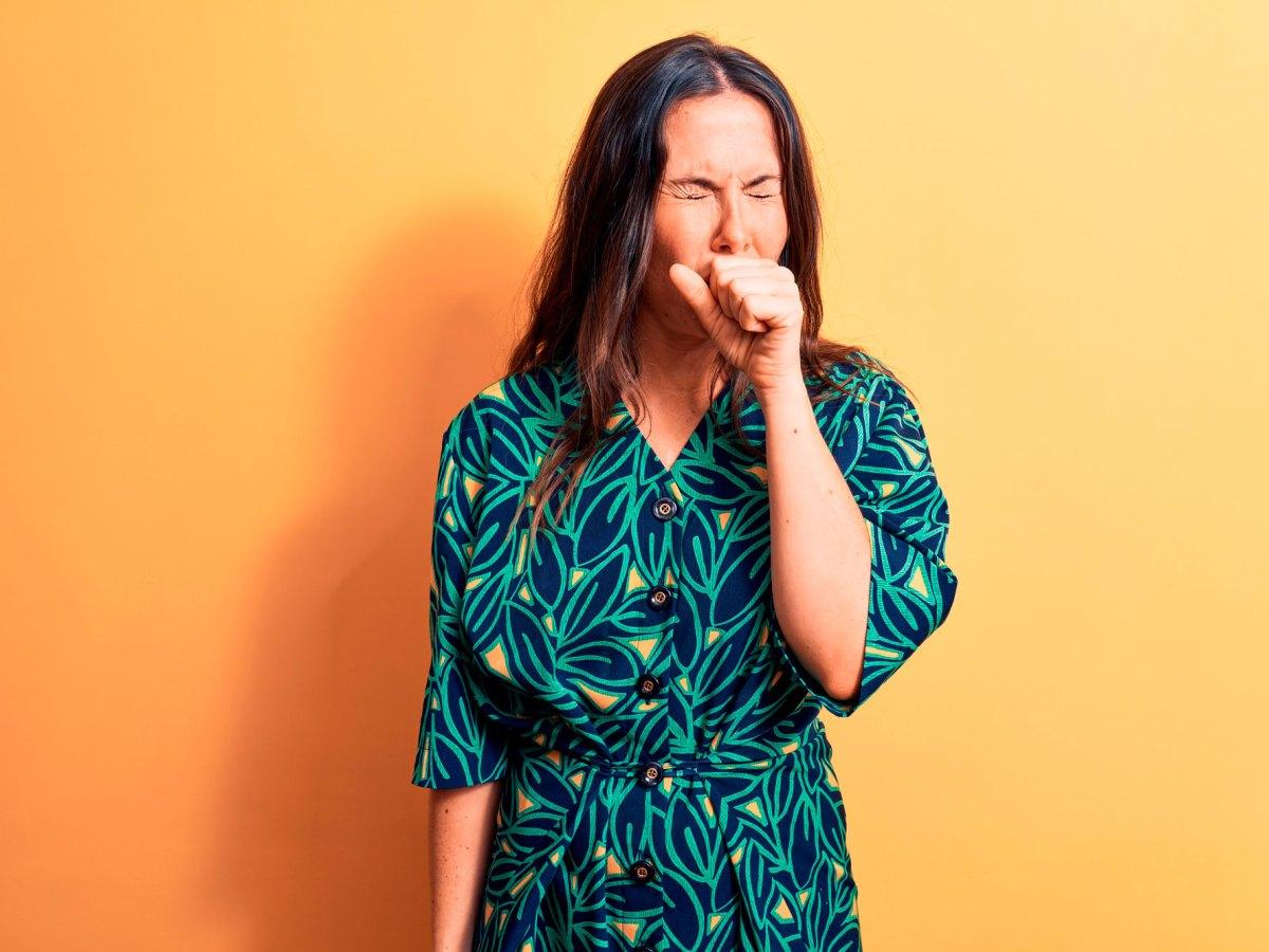 cough - Гефапиксант: возможное лекарство против хронического кашля