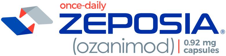 «Зепосиа» (Zeposia, озанимод).