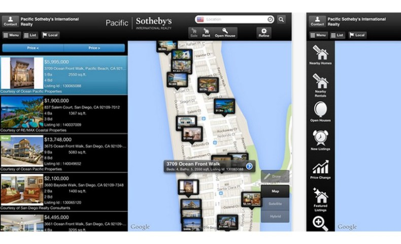 Browse luxury real estate with Sotheby's International Realty MosnarCommunications