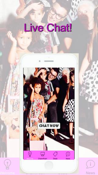 Charm Posh Kids Fashion MosnarCommunications