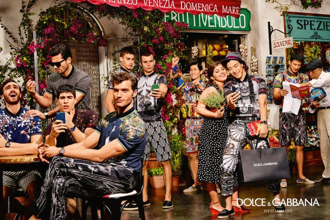 DolceGabbana-Spring-Summer-2016 Mosnar Communications