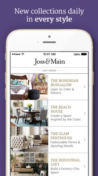 Joss & Main Mosnar Communications