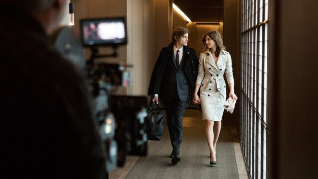 Mr. Burberry Public Relations Campaign Mosnar Communications