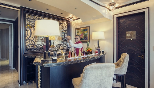 St Regis Abu Dhabi Suite 2