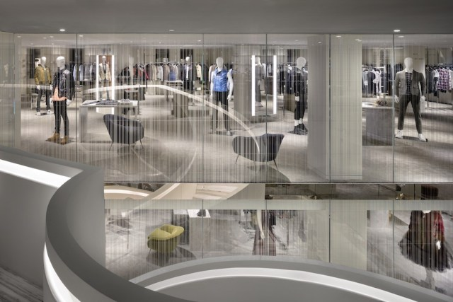 barneys new york downtown flagship Mosnar Communications Public Relations Luxury Media