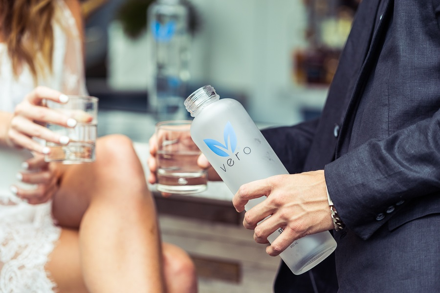 Inside VERO WATER Luxury Marketing As The Water Brand Of Choice