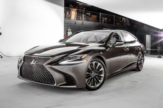 2018 Lexus LS Flagship 2 Mosnar Communications