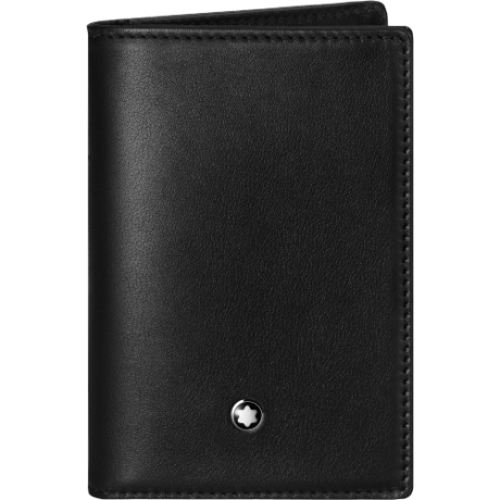 Montblanc For BMW Business Card Holder Black Mosnar Communications