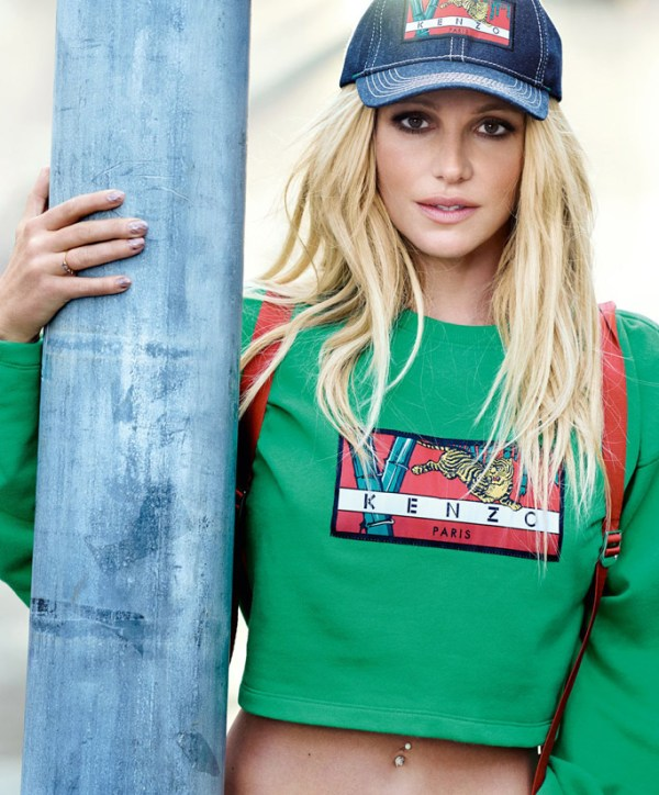Kenzo Britney Spears MosnarCommunications 4