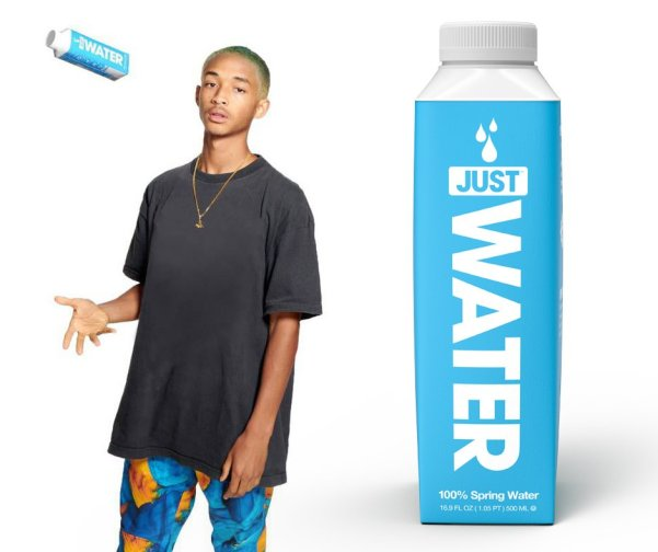 JUST Water Mosnar Communications