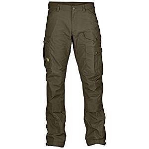 Fjallraven Men's Vidda Pro Trousers Mosnar Communications