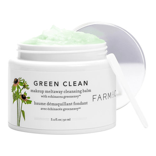 FARMACY's Green Clean Makeup Meltaway Cleansing Balm Mosnar Communications 1