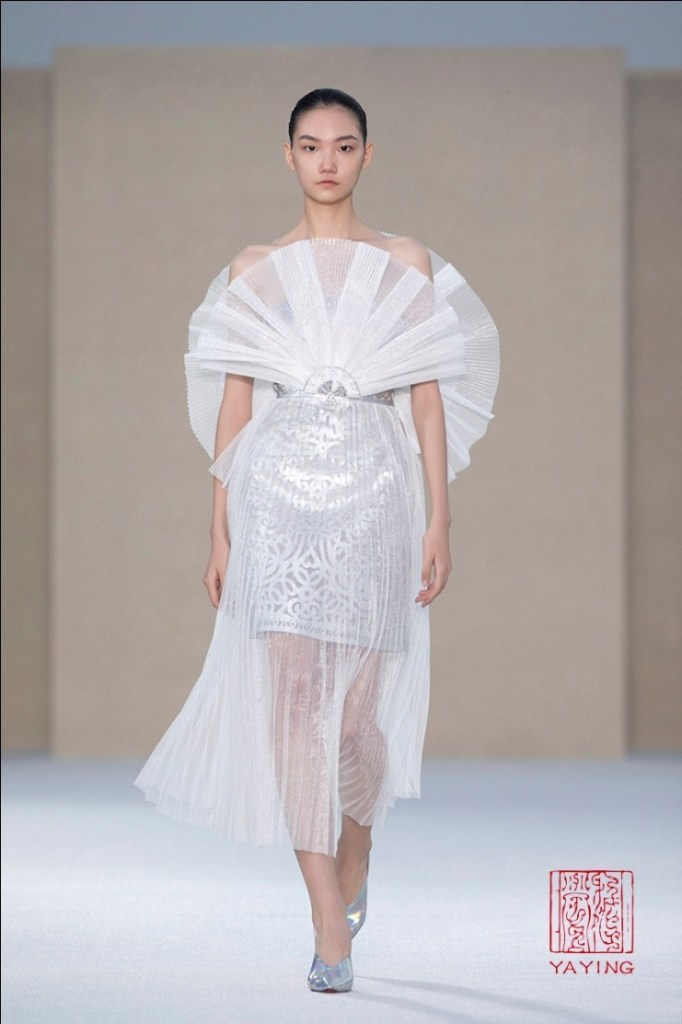 YAYING 2020, YAYING 2020 Couture Collection: Past, Present, and Future of Chinese Culture