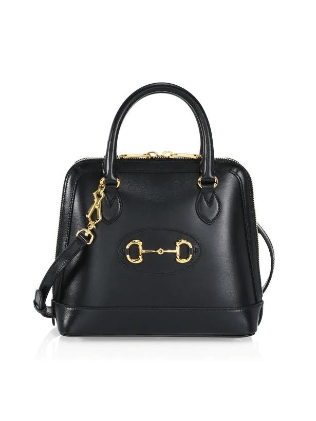 Gucci-1955-Horsebit-Bag-Saks-via-Mosnar-Communications-