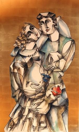Embrace by Yuroz