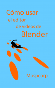 El editor de videos de Blender