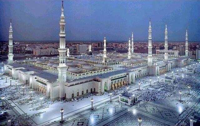 Gambar Masjid Madinah Terbaru