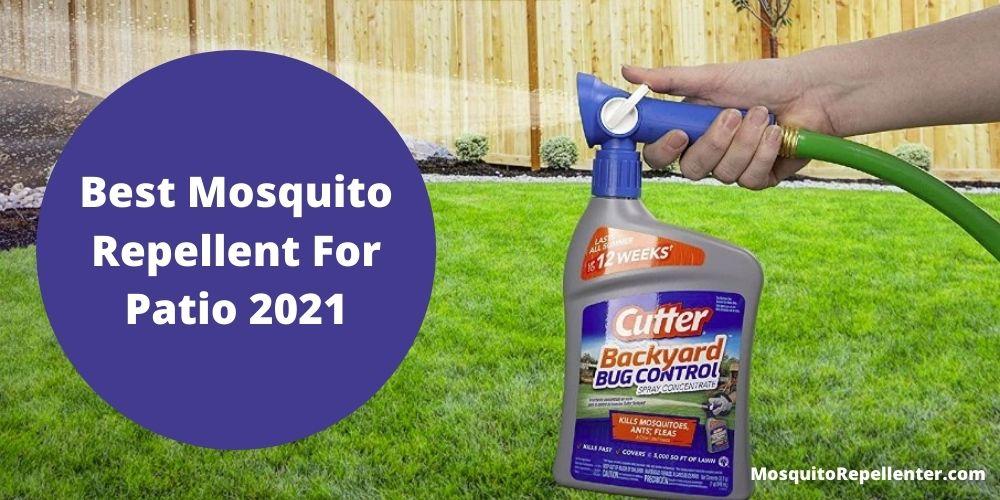 mosquito repellenter