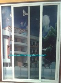 Balcony Sliding Doors, Hyderabad, India