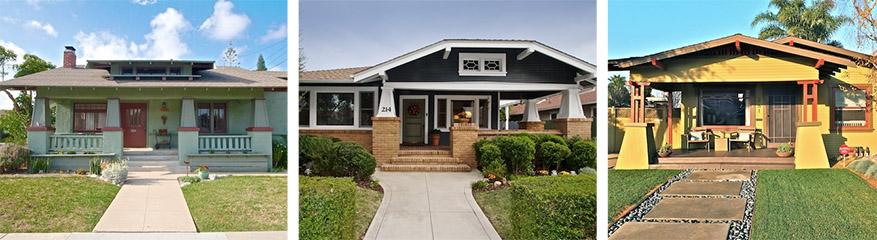 building type: california bungalow
