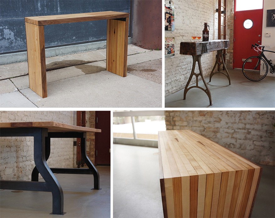 furniture for city made