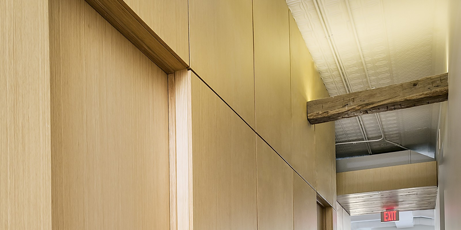 Moss In Detail Wood Wall Panel Systems Moss Architecture
